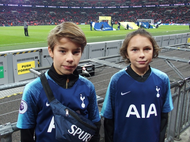 Concours Tottenham Hotspur